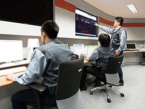日本メックス株式会社/データセンター等の建物維持管理業務