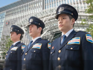 JR九州セコム株式会社/施設警備(大手企業等の警備中心/面接1回/定着率95%)