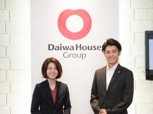 大和ハウスリフォーム株式会社/住宅リフォームの設計/業務の分業を徹底/年休123日