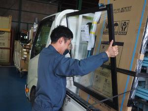 株式会社中村アルミ建材/YKK AP・LIXIL等の窓枠の組立・配送・取付スタッフ