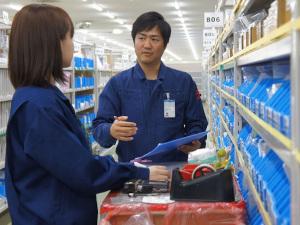 東京エレクトロンBP 株式会社/夜勤なしの物流管理(資材供給フローの企画など)/土日休み