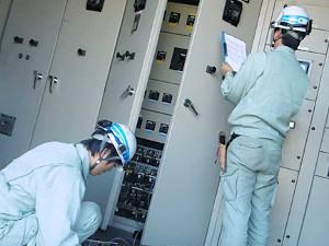 西日本高速道路エンジニアリング中国株式会社/高速道路内の電気設備の保全・修繕業務(土日祝休/年休120)