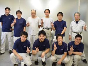 株式会社エヌビーエス 関西工場/特殊な機能ガラスの製造スタッフ/安定した環境で手に職つける