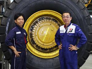 ブリヂストン建設タイヤ販売株式会社の求人情報