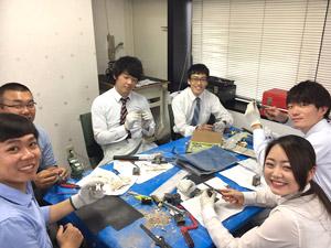 株式会社クロップス・クルー トヨタ事業部(名古屋鉄道グループ)の求人情報