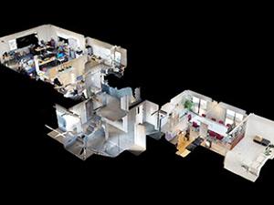 有限会社花田設計事務所/建築BIM設計窓口(3D測量・3D撮影も担当)/年休120日