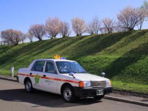 札幌団地タクシー株式会社/タクシー乗務員/月給保証あり/普通免許だけでOK/面接確約
