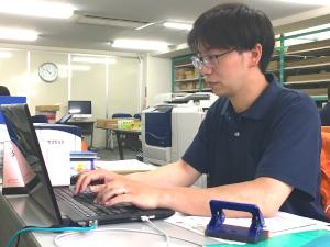 三松堂印刷株式会社/100年以上続く印刷会社の生産管理職/手当充実/職場見学OK