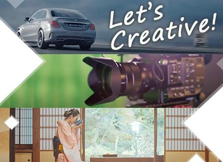 株式会社CHET Group/映像制作職/VRや配信用の映像制作に携われる/10時出社/20代・30代活躍中/グローバルに配信/経験者優遇