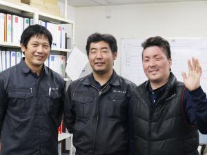 有限会社一成工業所/設備のメンテナンススタッフ/未経験でも月給27万円スタート!