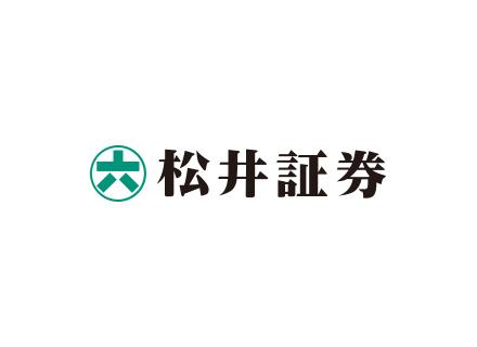 松井証券株式会社/FXディーラー/創業100年以上の証券会社/年収500万円以上も可能