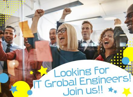 株式会社C3アドバンステクノロジー/IT業務サポート/英語力を活かす!グローバル案件対応/最新技術が身につく/土日休み/リモートワークも可能