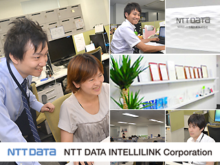 エヌ・ティ・ティ・データ先端技術株式会社/IBMのソフトウェア基盤製品担当エンジニア/NTTデータグループの基盤技術を支え、ITインフラのプロを目指す