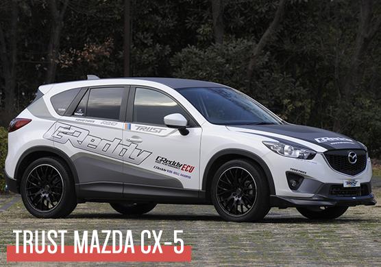 TRUST MAZDA CX-5