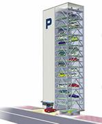 機械式駐車場(タワー式)