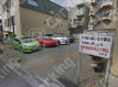 北沢3 月極駐車場の周辺写真