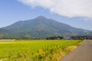 There is Mt.Tsukuba which is one of hundreds of famous mountains in Japan near this station.