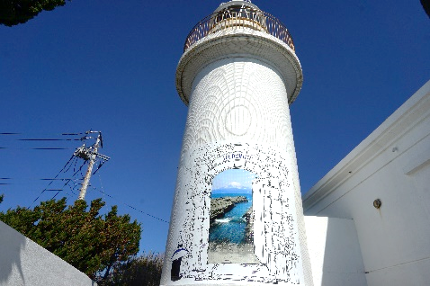 城ヶ島灯台も見どころの一つです