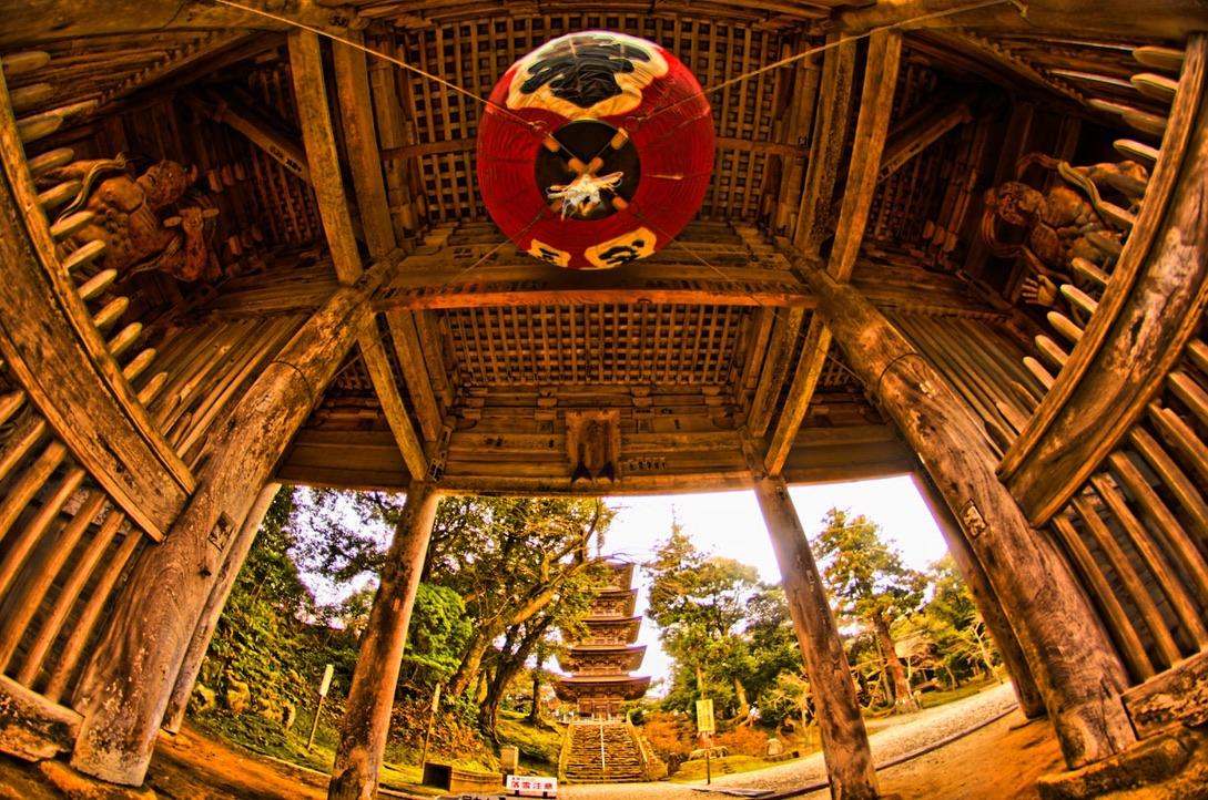 金栄山 妙成寺
