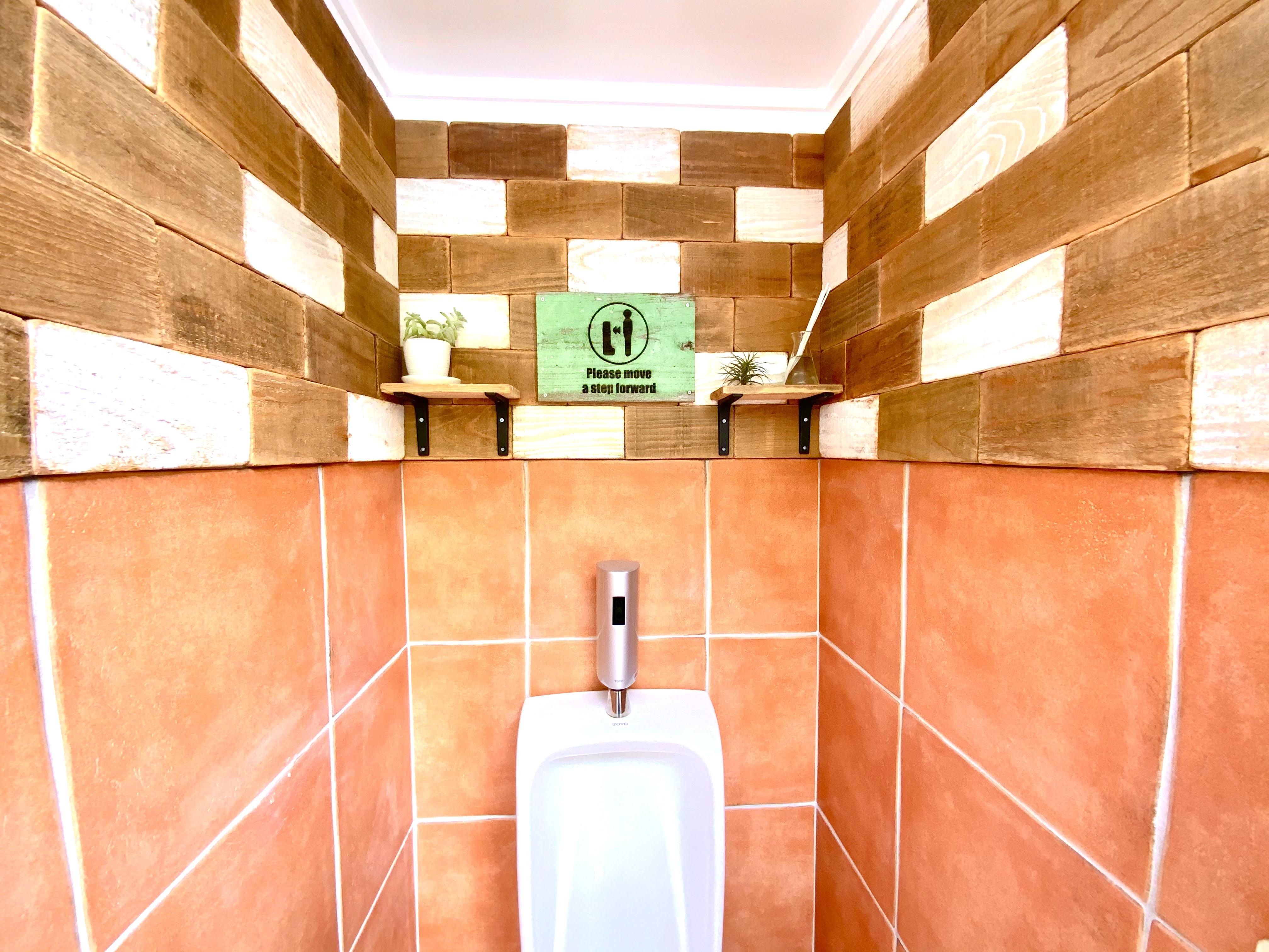 屋外トイレ(男性用)