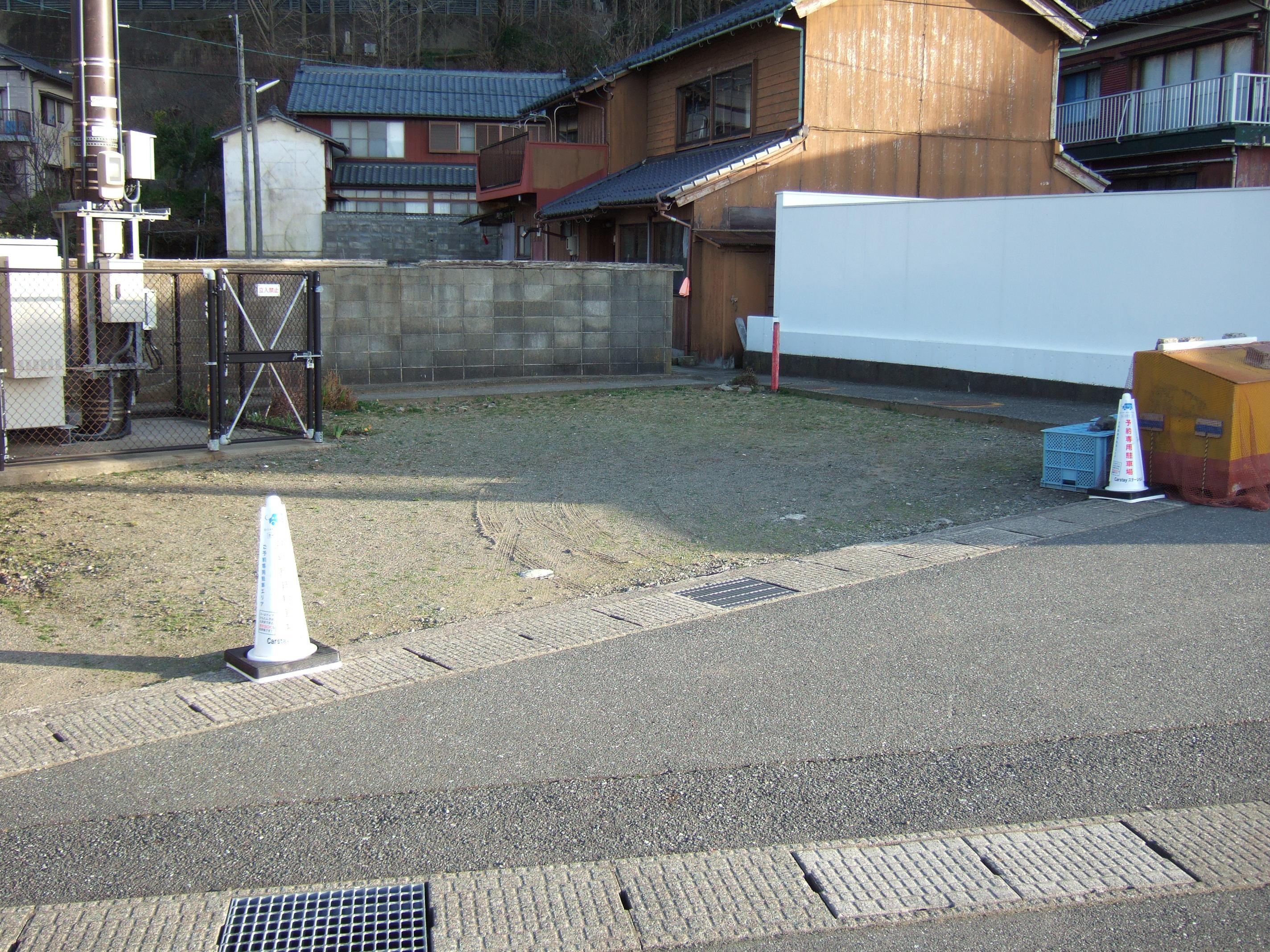 ステーション入口