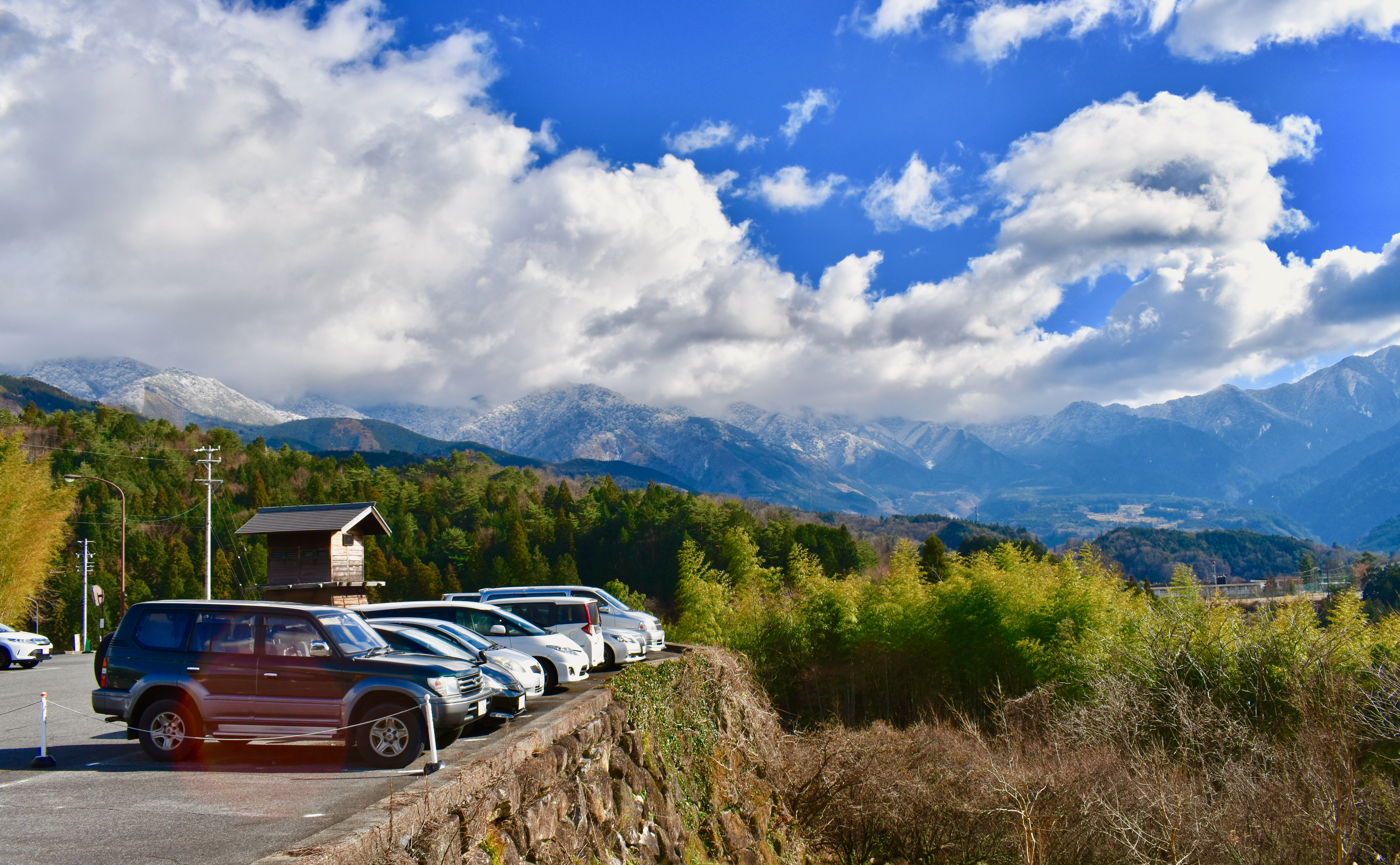 Top 10 Driving Spots in Minami-Shinshu : Delight in Nagano's wilderness, history, and gastronomic culture!