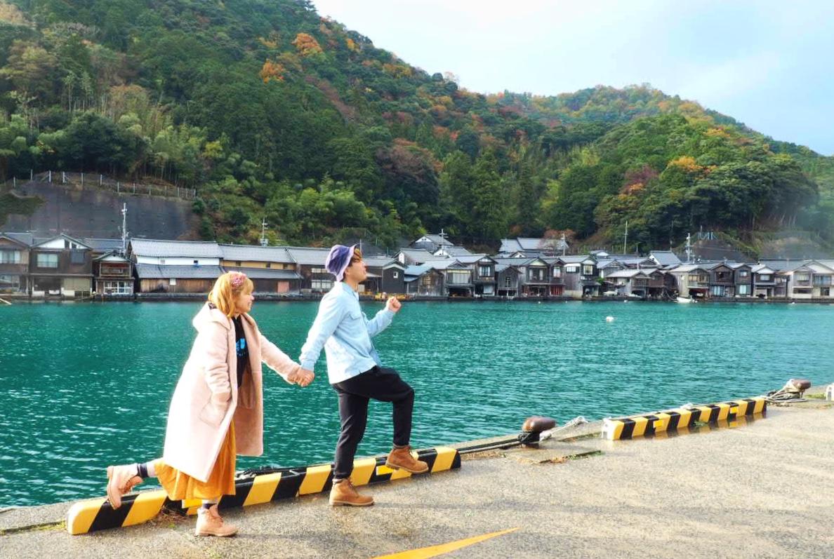 京都・京丹後のCarstayステーション「宇川温泉よし野の里」でえりたく夫婦が車中泊してきた