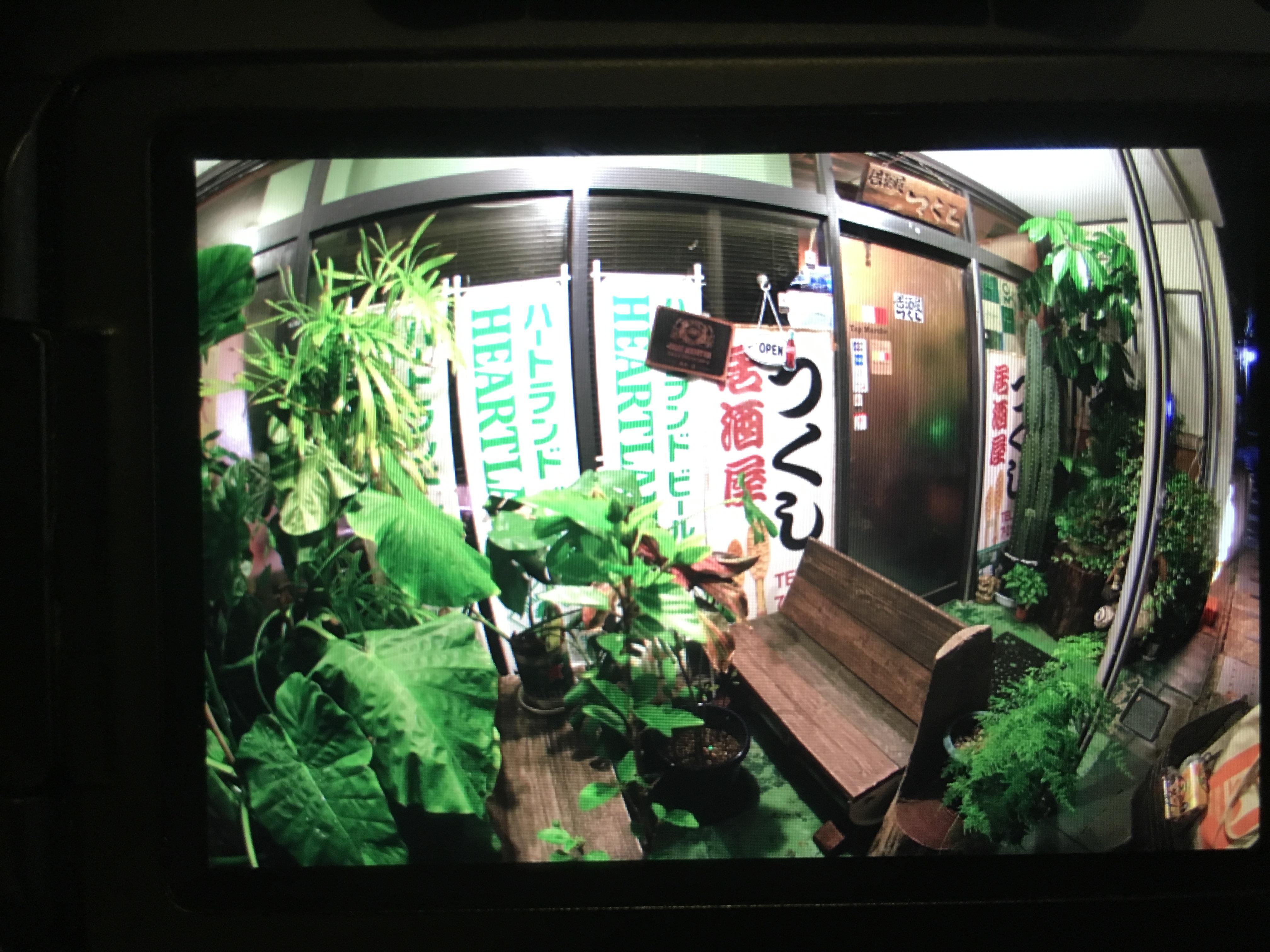 店  玄関