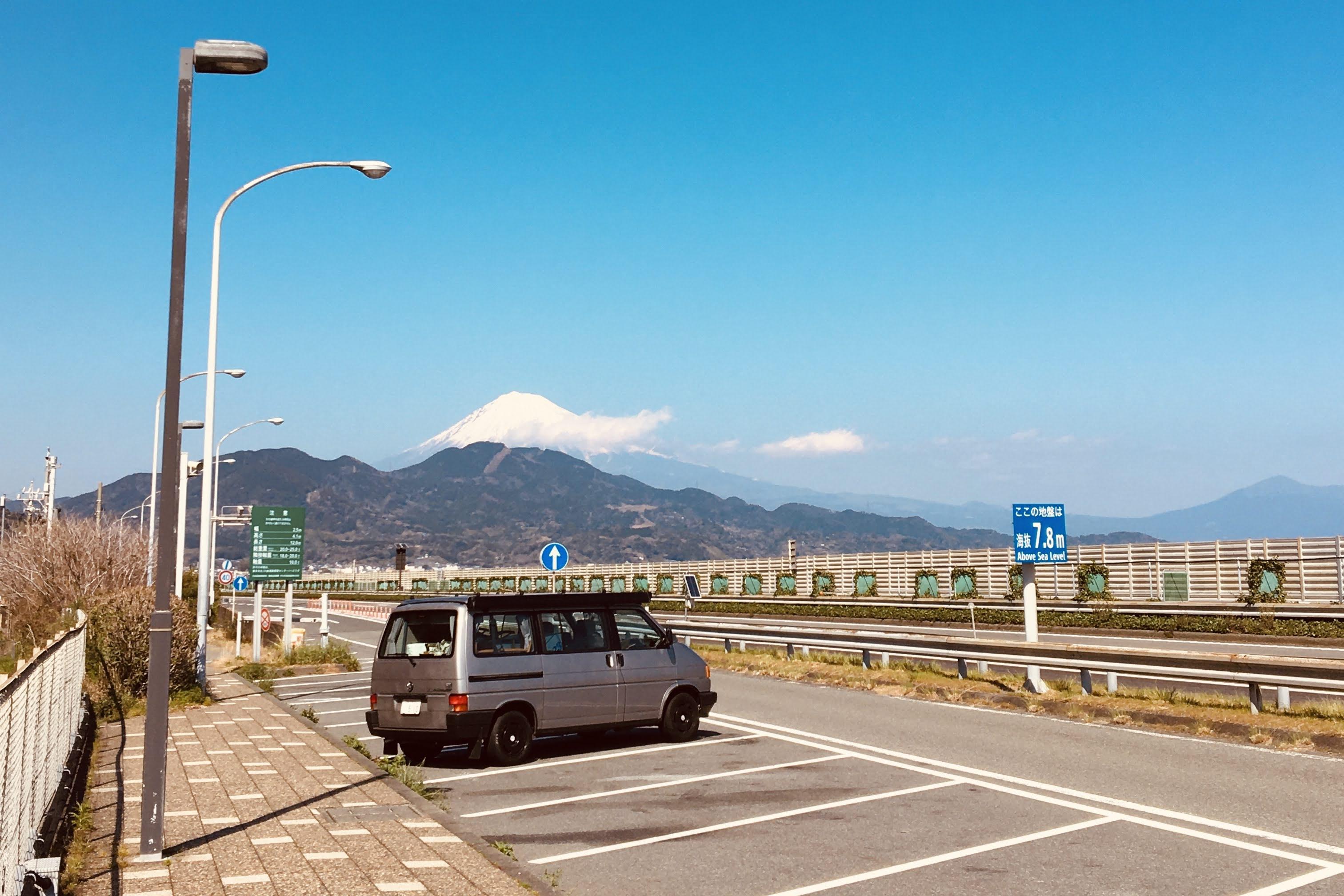 さすがVW、高速巡航が快適ですよ~♪運転が楽しいキャンパー。毎月神奈川~愛知と、東名を横断してます。