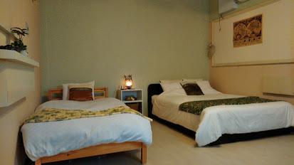 1階 民泊ルーム 5人部屋