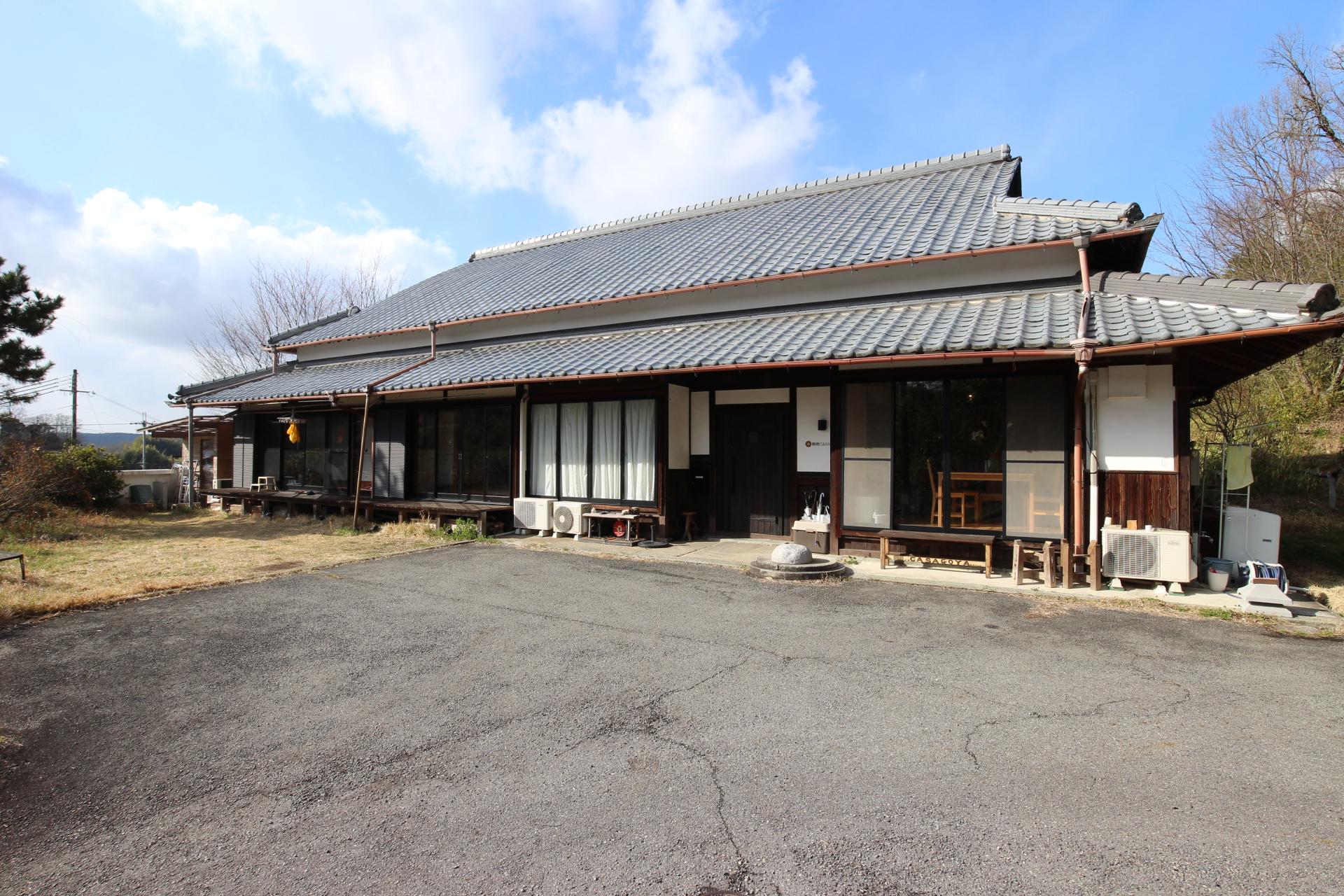 古民家ステーション(播磨CASAGOYA)