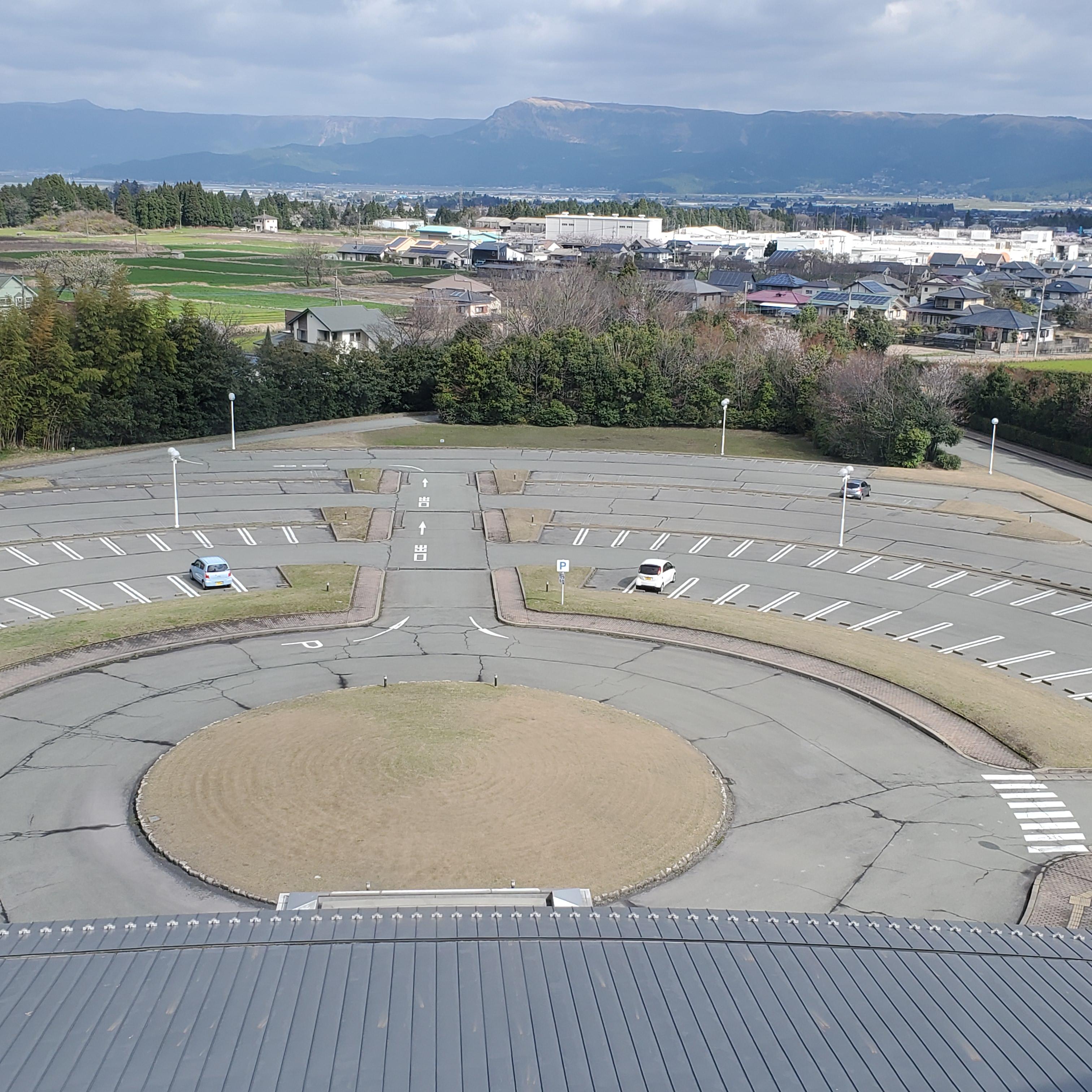 駐車場所(イメージ)