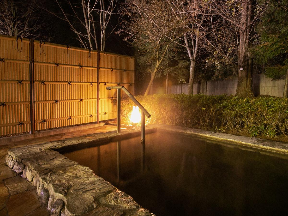 日本三大美肌の湯「喜連川温泉」