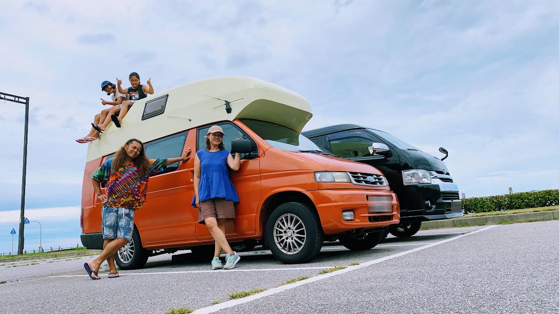 【車レビュー】家族4人寝られるキャンピングカー「モビゴン」を2週間レンタル!