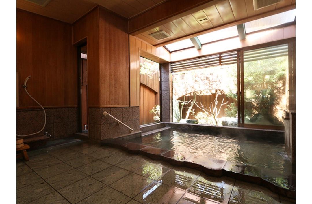 近隣温泉:「御宿 地蔵川」 日帰り入浴出来ます