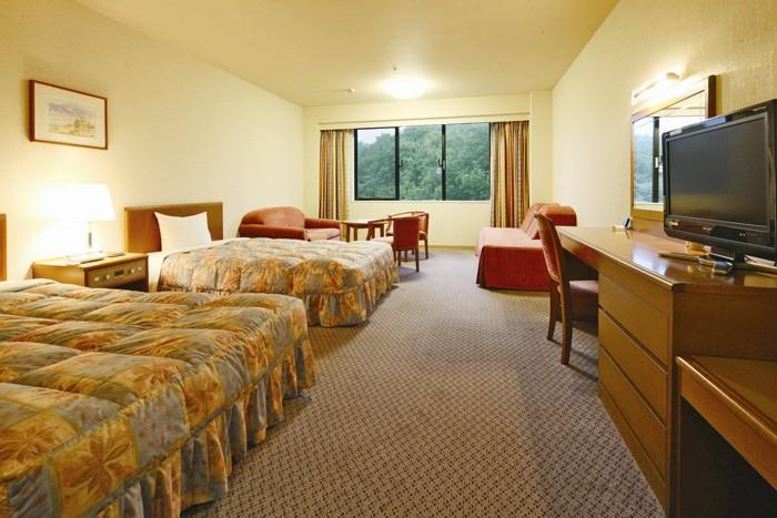 ホテル客室(洋室)