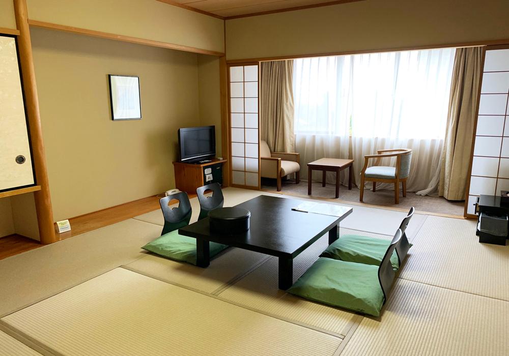ホテル客室(和室)