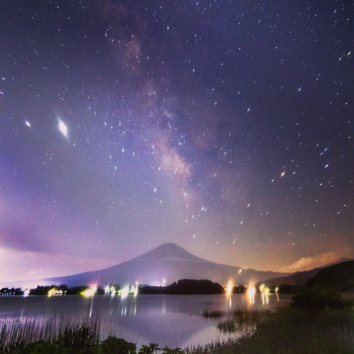 素敵な富士山に会えるかも