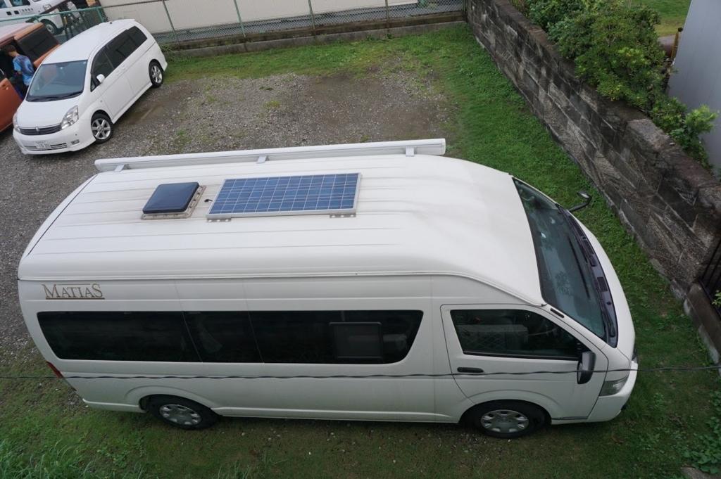 ★サブバッテリーは「走行」「外部電源」「ソーラーシステム」によって充電可能。