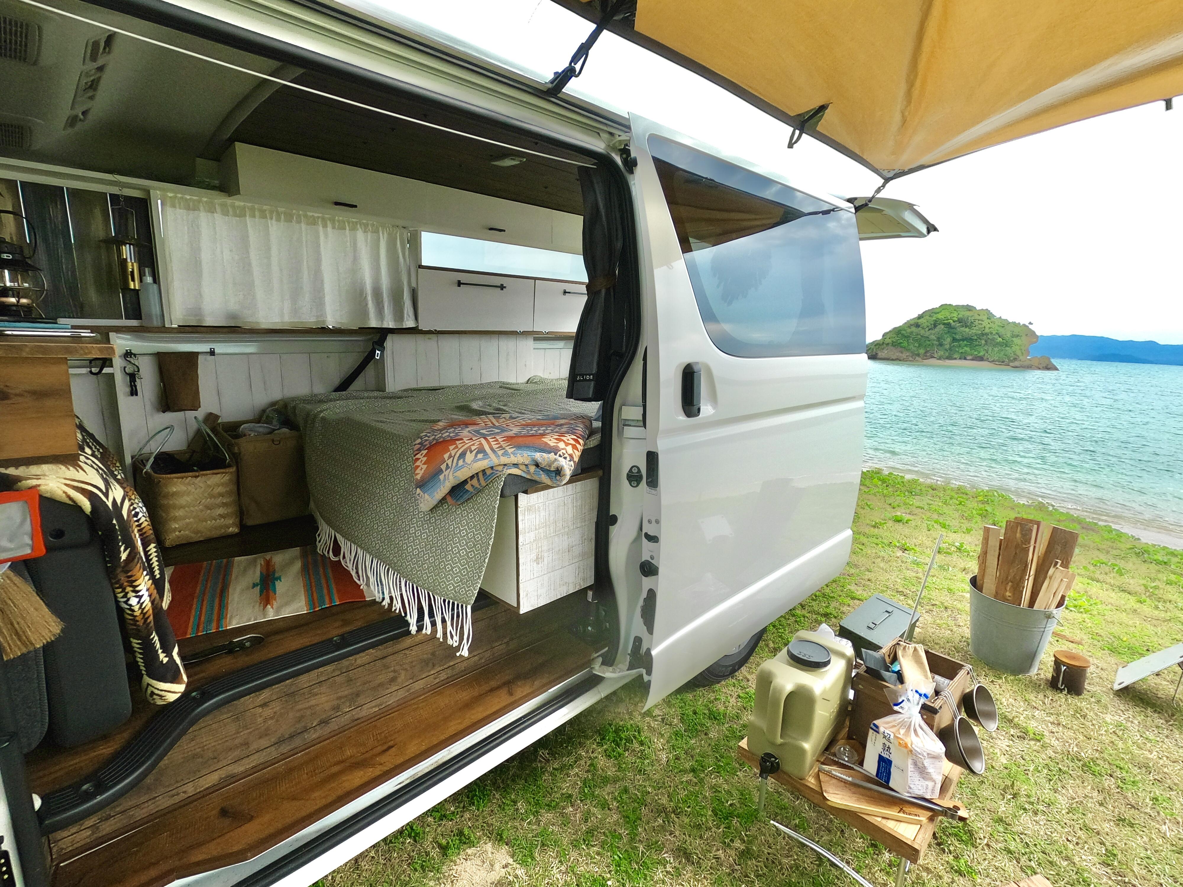 暑い沖縄ですが風の通りも抜群で開放的!