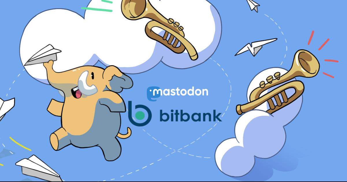 Mastodon by bitbank.cc