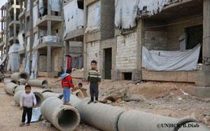 シリア国内と周辺地域の情勢悪化...