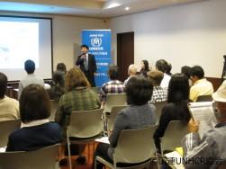 「UNHCRトークカフェ」過去最多の30名の方にご参加いただきました