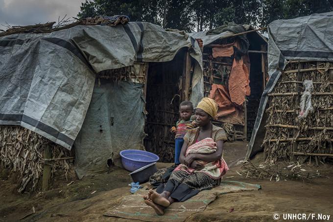 コンゴ民主共和国東部での新たな戦闘による住民の避難|国連UNHCR協会