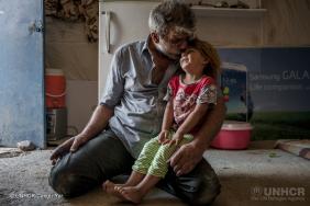 T20160603【イラク・モスルから避難した家族】 (2)