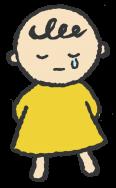 サトちゃん_涙