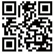 「つなごう難民プロジェクト」QRコード
