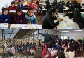 出張授業 出前授業 難民