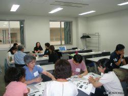 難民についての教材活用セミナー