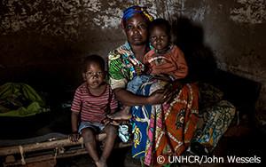 コンゴ民主共和国の市民、国内で広がる暴力から生き延びる道を模索